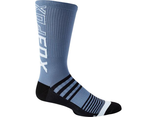 """Fox 8"""" Ranger Socks Men, matte blue"""